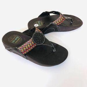 Skechers Tone- UPS Meow Wegde Sandals Skechers